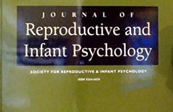 Artículo elaborado por Dra. Soledad Coo es publicado en Journal of reproductive and infant psychology