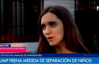 Dra. Soledad Coo es entrevistada para noticias Chilevisión por política migratoria