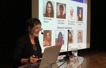 Seminario de Salud Mental Perinatal y Primera Infancia: Las expositoras Lynn Priddis, Marcia Olhaberry y Soledad Coo abordaron temáticas relevantes sobre la temática