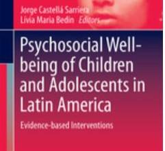 Investigadores del CEBCS participan de publicación internacional sobre Bienestar Infantil