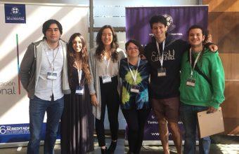 Presentación de Estudiantes UDD en XIII Congreso Chileno de Psicología - Colaboración CIME / CEBCS