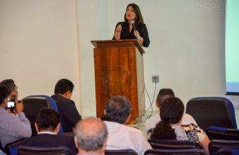 Directora del CIME fue invitada por Universidad Península Santa Elena (UPSE) de Ecuador a realizar una jornada de capacitación a sus docentes