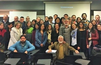 """Estudiantes del DCDP participan de Seminario """"Cómo redactar y publicar un artículo científico en ciencias de la salud"""""""