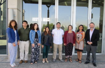 The School of Psychology at Universidad del Desarrollo welcomed the third generation of students of the Doctoral Program in Developmental Science and Psychopathology