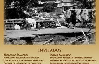 Concepción: Remecimiento y Reconstrucción