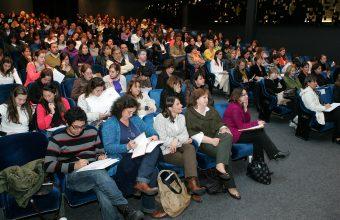Exito total Seminario De la Integración a la Inclusión en el Aula