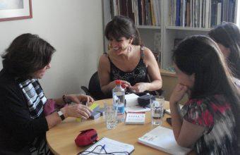 Facultad de Psicología recibe visita de Universidad Ramón Llul