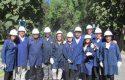 Visita Cristalerias Chile