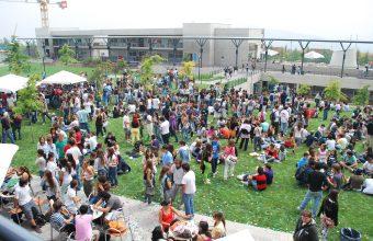 Semana Puente 2015: Santiago