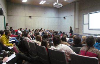 Innovación: curso de Tendencias en Psicología I participó en clase utilizando tecleras