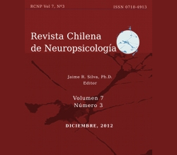Revista Chilena de Neuropsicología