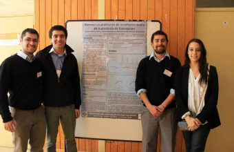 Investigación de alumnos de Psicología UDD es presentada en congresos nacionales e internacionales