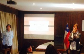 Psicólogos en práctica del SPI dictaron charla sobre estrés laboral en Municipalidad de Lo Barnechea