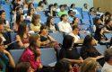 Público asistente a charla en CCP