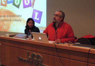 Psicólogo Jorge Varela habló de la importancia del colegio como …
