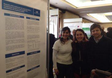 Alumnos presentaron póster sobre relación académica y rendimiento …