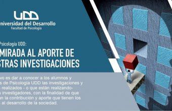 """Trabajos de distintas áreas fueron presentados en """"Conversaciones Psicología UDD: Una mirada al aporte de nuestras investigaciones"""""""