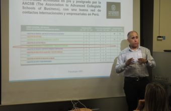 MDO realiza workshop a sus docentes para hacer balance