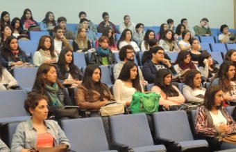 Psicología Concepción da bienvenida a nuevos alumnos con actividad puente 2015