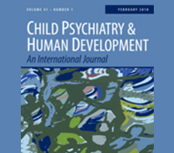 Revista Child Psychiatry and Human Development