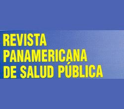 Revista Panamericana de Salud Pública