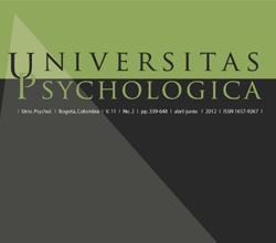 Universitas Psychologica