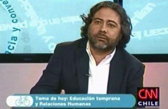 [Prensa] Felipe Lecannelier - CNN