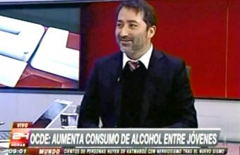 [Prensa] Jaime Silva - Canal 24 horas TVN