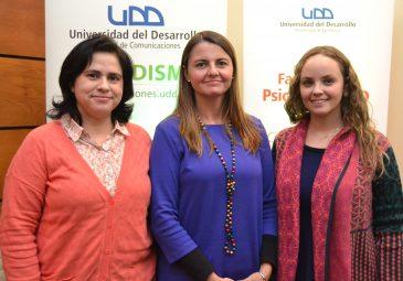 UDD presentó estudio sobre adolescentes y redes sociales en seminario …