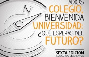 VI° Versión Concurso de Ensayos: ¡Adiós Colegio, Bienvenida Universidad!