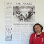 02 Felipe Lecanelier, Investigador a cargo del proyecto sobre el Apego y la sensibilidad al estrés en Infantes