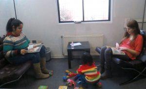 Apego y sensibilidad al estrés en infantes