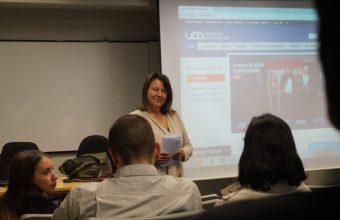 Gabriela Barrial dictó conversatorio sobre transformación en las organizaciones