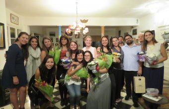 Delegación de estudiantes de la U. de Denver comparte video de su experiencia en Chile