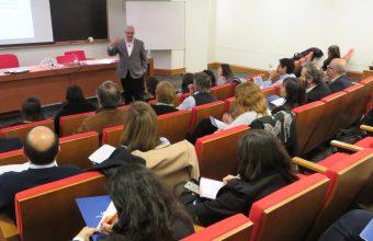 Liderazgo positivo fue una de las principales claves que se trataron en workshop con especialista uruguayo