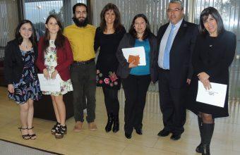 UDD premió a docentes y alumnos destacados del año académico 2015