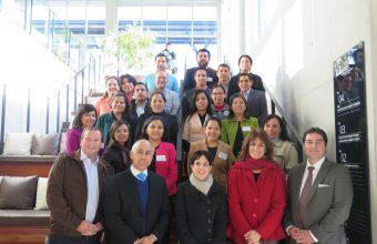 Comunicación estratégica, engagement y gestión del talento marcaron las primeras jornadas de delegación peruana en Santiago