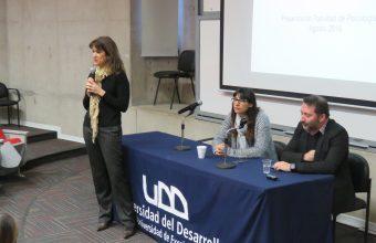 Facultad de Psicología realiza lanzamiento interno de su Doctorado en Ciencias del Desarrollo y Psicopatología