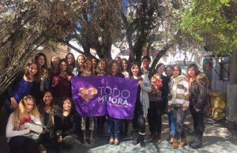 Equipo del SPI de Santiago fue capacitado en temáticas de diversidad sexual