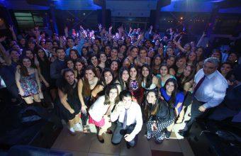 Concepción celebró su tradicional gala para festejar 6 años de acreditación