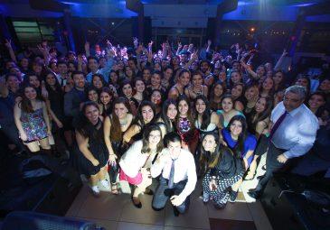 Concepción celebró su tradicional gala para festejar 6 años de …