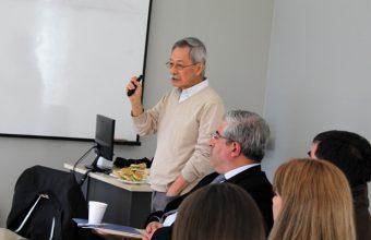 Experto internacional presentó en la UDD resultados de investigación sobre el rol del Psicólogo en Latinoamerica