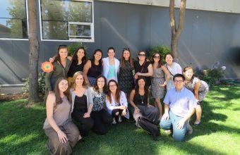Delegación de estudiantes de la Universidad de Denver destaca el trabajo de los psicólogos en el país