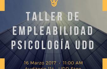 Participa del Taller de Empleabilidad en Santiago