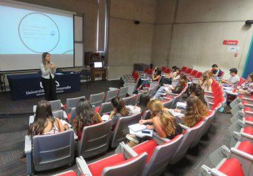 Alumni de Psicología conocieron importantes consejos en Taller de …