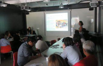 Destacada participación de Psicología en Seminario IDEA '17