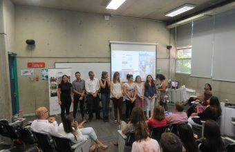 Estudiantes fueron los protagonistas de la primera clase magistral de Psicología UDD 2017