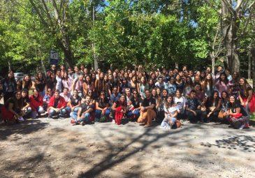 Psicología UDD Concepción dio la bienvenida a sus nuevos estudiantes con …