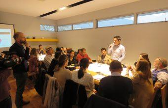 Innovadora metodología fue aplicada en Workshop de Psicología Organizacional