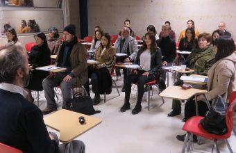 Profesionales participaron de taller teórico - experiencial de Mindfulness para el trabajo